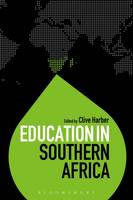 Clive Harber - Education in Southern Africa (Education Around the World) - 9781474235150 - V9781474235150