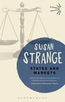 Strange, Susan - States and Markets (Bloomsbury Revelations) - 9781474236928 - V9781474236928