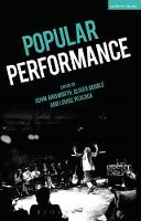 Adam Ainsworth, Oliver Double and Louise Peacock - Popular Performance - 9781474247344 - V9781474247344