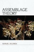 DeLanda, Manuel - Assemblage Theory (Speculative Realism) - 9781474413633 - V9781474413633