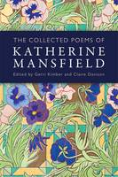 Gerri Kimber, Claire Davison - The Collected Poems of Katherine Mansfield - 9781474417273 - V9781474417273
