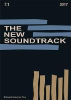 Deutsch, Stephen, Sider, Larry, Power, Dominic - The New Soundtrack: Volume 7, Issue 1 - 9781474424387 - V9781474424387