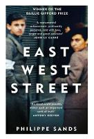 Sands, Philippe - East West Street: Winner of the Baillie Gifford Prize for Non-fiction - 9781474601917 - 9781474601917