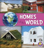 Loewen, Nancy, Skelley, Paula - Homes of the World (A+ Books: Go Go Global) - 9781474703703 - V9781474703703