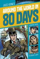 Everheart, Chris - Around the World in 80 Days (Graphic Revolve: Common Core Editions) - 9781474703901 - V9781474703901