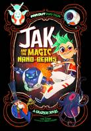 Bowen, Carl - Jak and the Magic Nano-Beans: A Graphic Novel (Far out Fairy Tales: Far out Fairy Tales) - 9781474710305 - V9781474710305