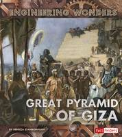 Stanborough, Rebecca - The Great Pyramid of Giza - 9781474711777 - V9781474711777