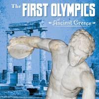 Simons, Lisa M. Bolt - The First Olympics of Ancient Greece - 9781474717458 - V9781474717458