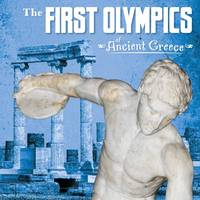 Simons, Lisa M. Bolt - The First Olympics of Ancient Greece (First Facts: Ancient Greece) - 9781474717496 - V9781474717496