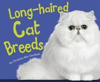 Gardeski, Christina Mia - Long-Haired Cat Breeds (Pebble Plus: Cats, Cats, Cats) - 9781474722636 - V9781474722636