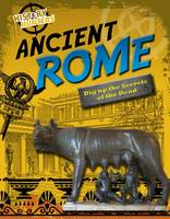 Dickmann, Nancy - Ancient Rome (Edge Books: History Hunters) - 9781474726856 - V9781474726856