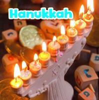 Amstutz, Lisa J. - Hanukkah (Little Pebble: Festivals in Different Cultures) - 9781474737944 - V9781474737944