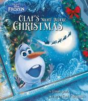 Disney - Disney Frozen Olafs Night Before Christmas - 9781474829403 - KTG0013775