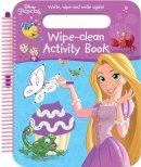 Parragon - Disney Princess Wipe Clean Activity - 9781474840897 - V9781474840897