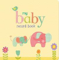 - My Baby Record Book - 9781474884242 - KRA0013723