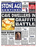 Paul Dowswell, Fergus Fleming - Stone Age Sentinel (Newspaper Histories) - 9781474903288 - V9781474903288