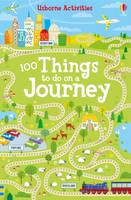 Rebecca Gilpin - 50 Things to Do on a Journey - 9781474903509 - V9781474903509