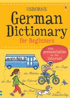 Davies, Helen, Holmes, Francoise - German Dictionary for Beginners (Language for Beginners Dictionary) - 9781474903639 - V9781474903639