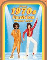 Emily Bone - 1970's Fashion Sticker Book (Historical Sticker Dolly Dressing) - 9781474909228 - V9781474909228