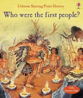 Reid, Struan; Cox, Phil Roxbee - Who Were the First People? - 9781474910507 - V9781474910507