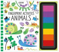 Watt, Fiona - Fingerprint Activities: Animals - 9781474914338 - V9781474914338