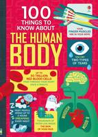 Various - 100 Things to Know About the Human Body - 9781474916158 - V9781474916158