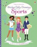 Fiona Watt - Sticker Dolly Dressing Sports - 9781474917223 - V9781474917223