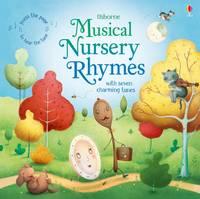 Felicity Brooks - Musical Nursery Rhymes (Musical Books) - 9781474918985 - V9781474918985