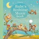Sam Taplin - Baby's Bedtime Music Book - 9781474921206 - V9781474921206