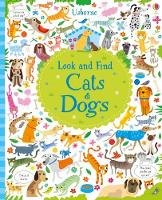 Kirsteen Robson - Look and Find Cats and Dogs (Look and Find) - 9781474921336 - 9781474921336