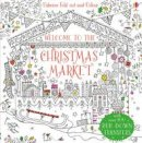 Ruth Russell - Welcome to the Christmas Market (Fold-out and Colour) - 9781474921404 - V9781474921404