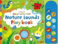 Fiona Watt - Baby's Very First Nature Sounds Playbook (Baby's Very First Books) - 9781474921749 - V9781474921749