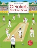 Emily Bone - Cricket Sticker Book - 9781474921770 - V9781474921770