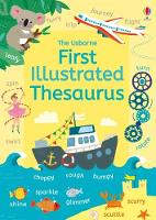 Caroline Young, Jane Bingham - First Illustrated Thesaurus (Illustrated Dictionaries and Thesauruses) - 9781474922180 - V9781474922180