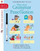 Jessica Greenwell - Wipe-Clean Grammar & Punctuation 5-6 (Key Skills) - 9781474922371 - V9781474922371