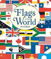 Susan Meredith - Flags of the World to Colour - 9781474922609 - V9781474922609