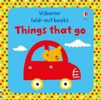 Fiona Watt - Things that Go - 9781474926355 - V9781474926355