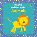 Fiona Watt - Animals (Fold Out Books) - 9781474926379 - 9781474926379