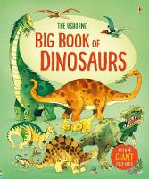 Alex Frith - Big Book of Dinosaurs (Big Books) - 9781474927475 - V9781474927475