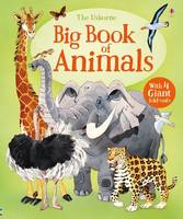 Hazel Maskell - Big Book of Animals (Big Books) - 9781474928953 - 9781474928953