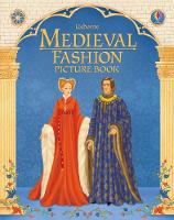 Laura Cowan - Medieval Fashion Picture Book - 9781474930215 - V9781474930215