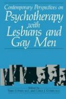 Stein, Terry S. - Contemporary Perspectives on Psychotherapy with Lesbians and Gay Men (Critical Issues in Psychiatry) - 9781475798340 - V9781475798340