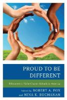 - Proud to be Different: Ethnocentric Niche Charter Schools in America - 9781475806199 - V9781475806199