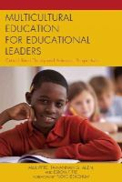 - Multicultural Education for Educational Leaders - 9781475814019 - V9781475814019