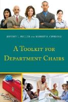 Buller, Jeffrey L, Cipriano, Robert E - Toolkit for Department Chairs - 9781475814187 - V9781475814187