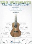 Hal Leonard Corporation - The Ultimate Ukulele Chord Chart - 9781476813615 - V9781476813615