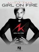Keys, Alicia - Alicia Keys - Girl on Fire - 9781480324183 - V9781480324183
