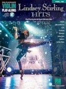 Stirling, Lindsey - Lindsey Stirling Hits: Violin Play-Along Volume 45 (Hal Leonard Violin Play Along) - 9781480360662 - V9781480360662