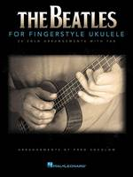 Beatles, The, Sokolow, Fred - The Beatles for Fingerstyle Ukulele - 9781480368668 - V9781480368668