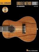 Lil' Rev - Hal Leonard Ukulele Method Book 1 - Left-Handed Edition - 9781480369511 - V9781480369511
